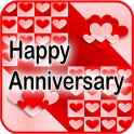 Happy Anniversary Wishes Cards