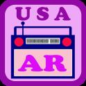 USA Arkansas Radio Stations