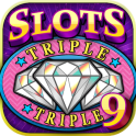 Triple Slots - 9 Paylines