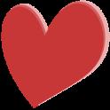 Love & romantic photo stickers