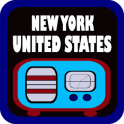 New York State USA Radio