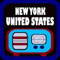 New York State USA Radio