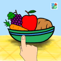 Buku Gambar Fruit & Vegetable