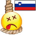Obesili človeka - Slovenska