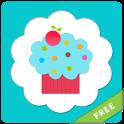 Cupcakes Memory Card Game