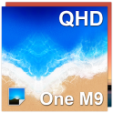 Stock One M9 Wallpapers (QHD)