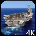 Aircraft Carrier Video Wallpaper