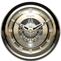 NERO Analog Clock Widget