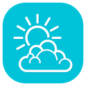 Razzmataz Weather Icon Set for Chronus