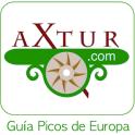 Axtur.Guía Mapa PicosDeEuropa