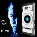 A.I RBOT Theme for KLWP