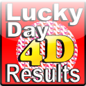 Lucky Day 4D Results