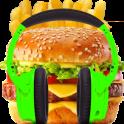 Burger Music Player