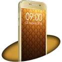 Theme for Galaxy S7 Gold