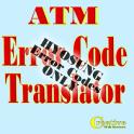 ATM Error Code