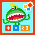 Montessori Monster Math Lab