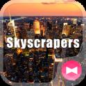 Skyscrapers +HOME Theme