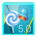 Tons e sons android 5 Lolipop