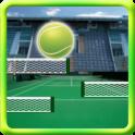 chase de tennis