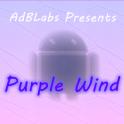 GO Locker AdBlabs Purple Wind