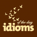 American Idiom of the Day