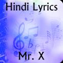 Lyrics of Mr. X