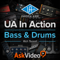 Bass and Drums Course For UA