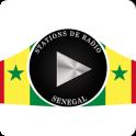 Stations de radio Senegal