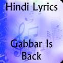 Lyrics of Gabbar Is Back