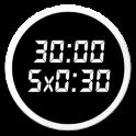 바둑 초읽기 시계