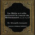 La Bible la venue du Messager