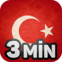 Türkisch lernen in 3 Minuten