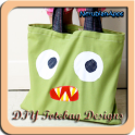 DIY Tote Bag Designs