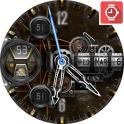 OilCanX2-J Steampunk watchface