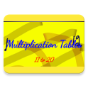 Multiplication Tables 11 to 20
