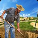 Bäuerliche Leben Landwirtschaf