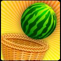 Circus Basket Fruit Catcher