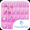 Tema teclado PinkGlas
