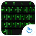 Tastatur-Theme NeonGree
