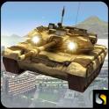 Flying Tank Simulator 3D 2016