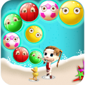Bubble Beach Shooter