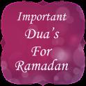 Important Dua Of Ramadan 2016