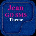 Jean GO SMS PRO Theme