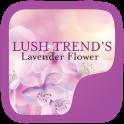 Lush Trend Lavender Flower