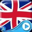 UK Flag Live Wallpaper 3D