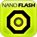 NANO-Taschenlampe + LED