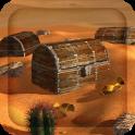 Desert Treasure Live Wallpaper