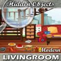 Hidden Objects Livingroom