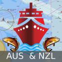 i-Boating:Australia & New Zeal