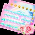 Rose Tema de teclado